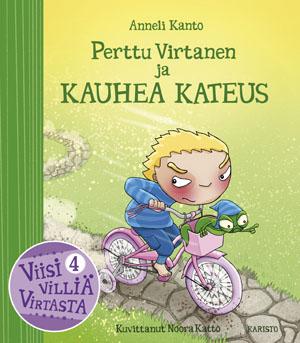 Anneli Kanto - Perttu Virtanen ja kateus